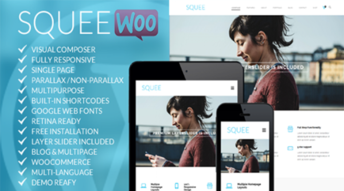 Best Free & Premium Woocommerce Theme for Ecommerce Sites