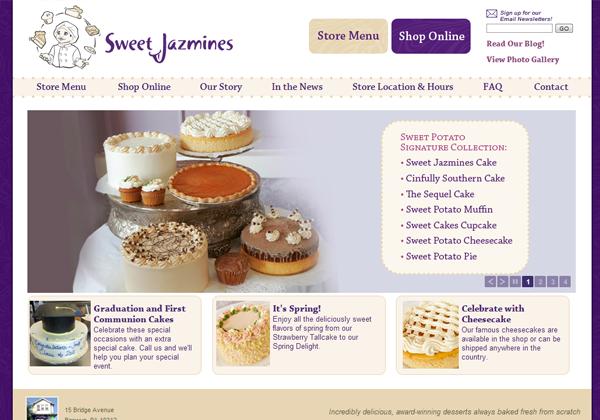 Sweet Jazmines Bakery