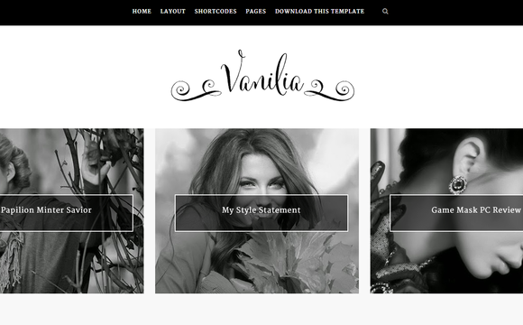 Free Blogger Templates For To Beautify Blogging SaveDelete - Blogger photography templates professional