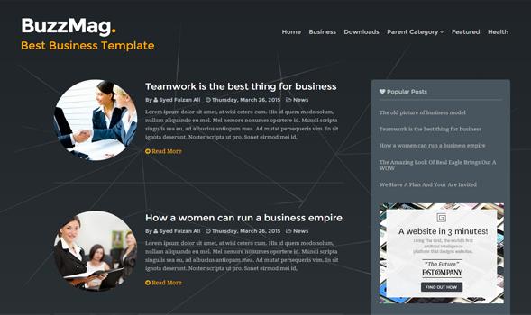 buzz-mag-responsive-blogger-tempalte