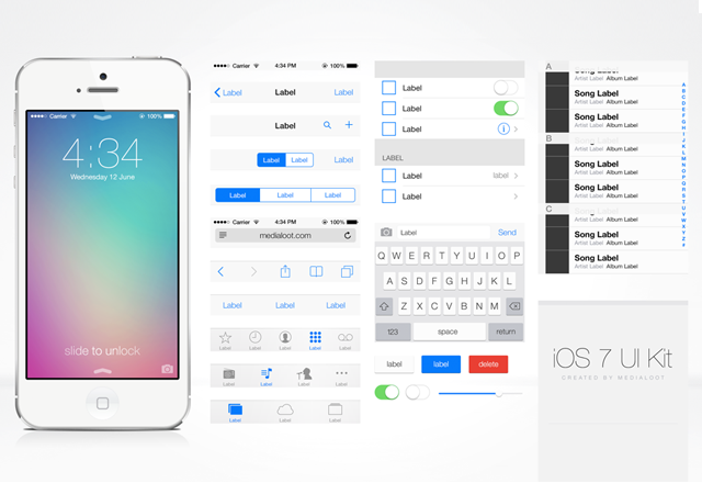 ios-7-ui-kit-psd