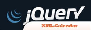 jQuery XML - Calendar Plugin