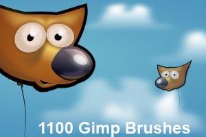 1100 Gimp Brushes>