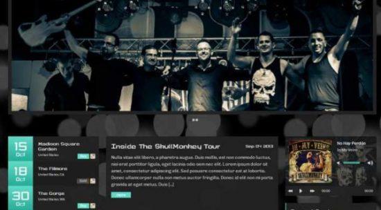 70+ Best WordPress Music Themes For Artist & Music Lovers