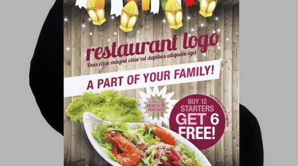 20 Beautiful Free Menu Templates for Restaurant Owners