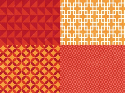 Abstract Tileable Patterns