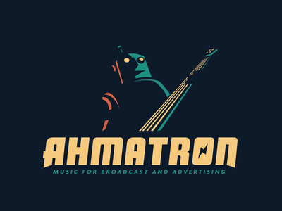 Ahmatron Logo
