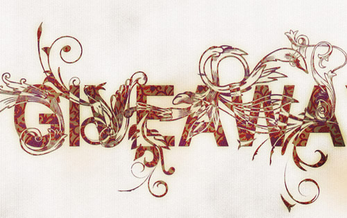 Awesome Floral Type