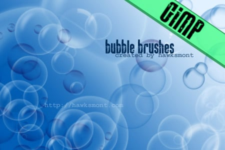 Bubble Brushes by Hawksmont