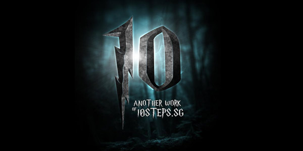 Create a Harry Potter Style Text Effect in Photoshop