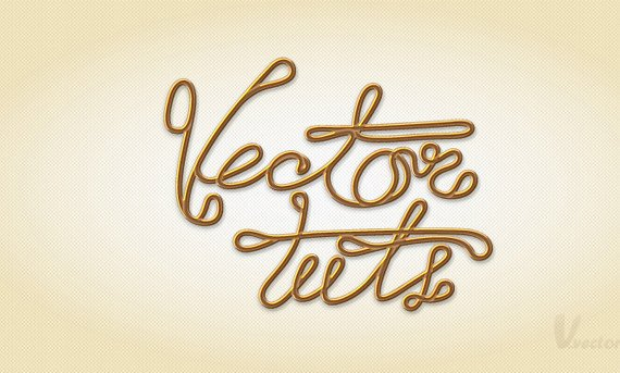 Create a Slick Golden Text Effect with Adobe Illustrator