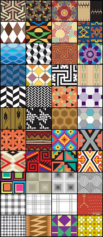 Decorative Patterns for Ps & pse