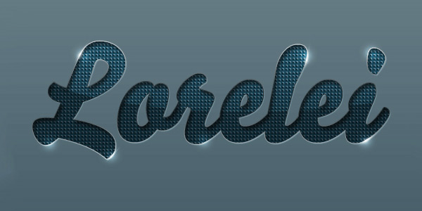 Design a Nice Shining Text Effect