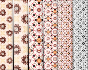 Flower Photoshop Patterns