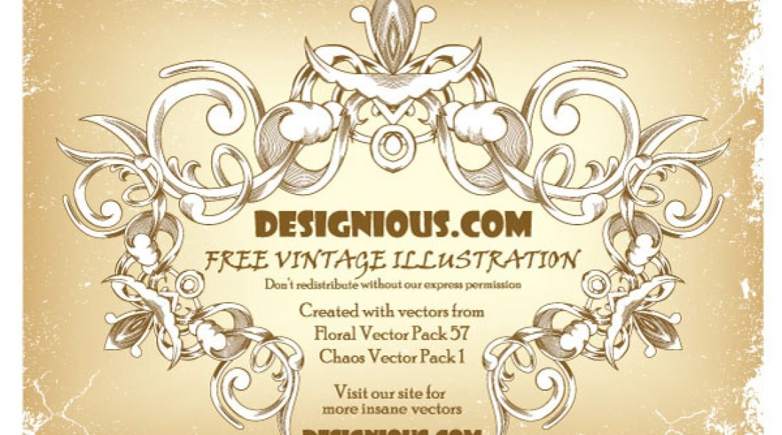 Download 30 Free Vector Frames For Creative Decoration