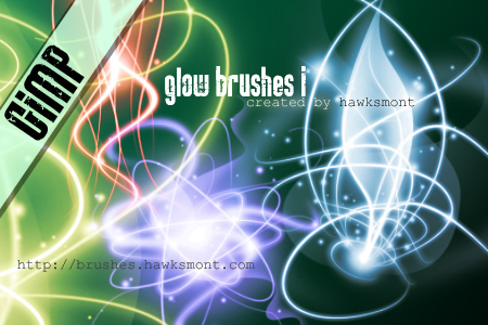 Glow Brushes by Hawksmont>