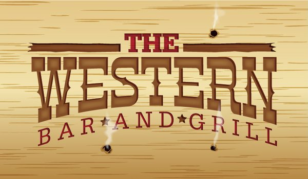 How to Create a Smokin' Western Type Treatment in Illustrator