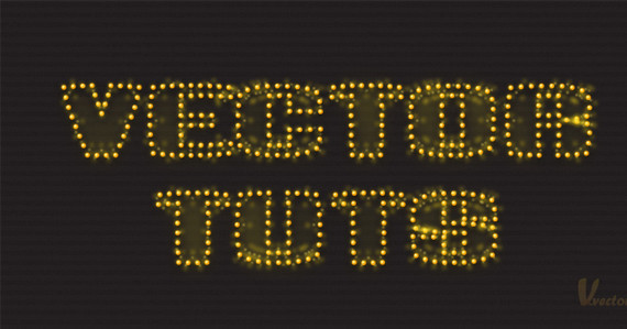 How to Create a Sparkly Text Effect