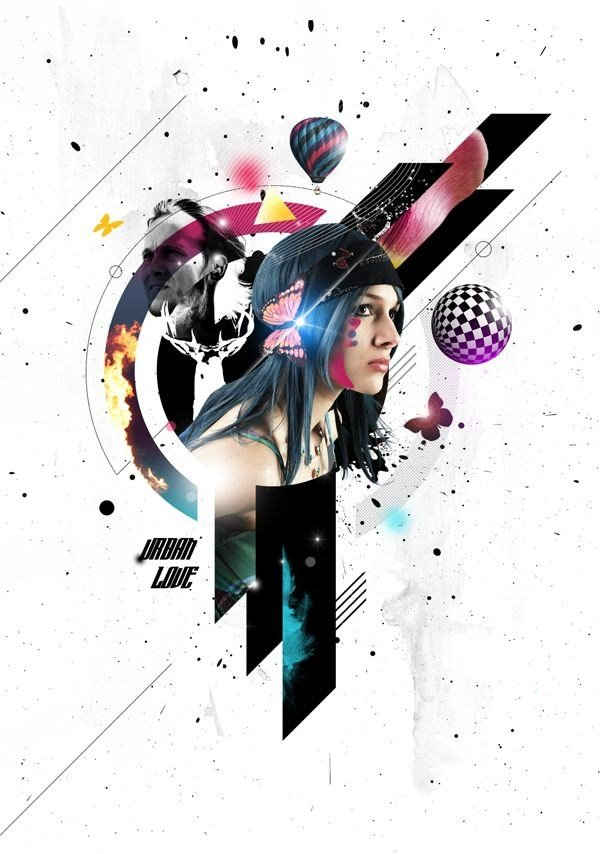 How to Create an Amazing Mixed Media Poster in Photoshop