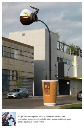 McDonald's Pole
