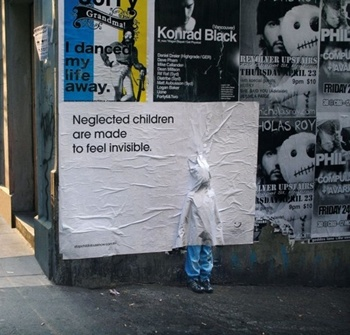 Neglected- Invisible Children
