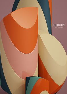 Objects by Rizon Parein