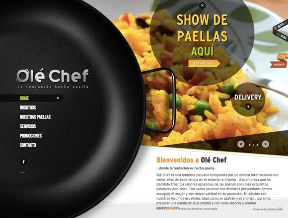 Olé Chef