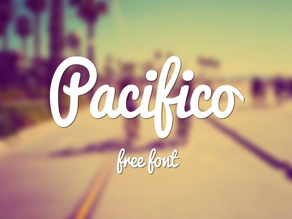 Pacifico by Vernon Adams