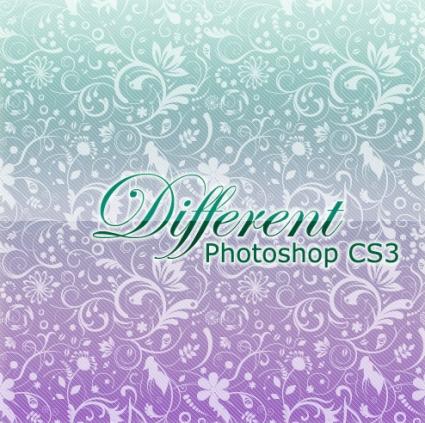 Paisley Photoshop Patterns