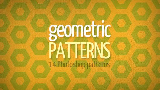 Pattern Geometrici ad Alta Risoluzione per Photoshop