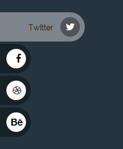 Pure Social Buttons