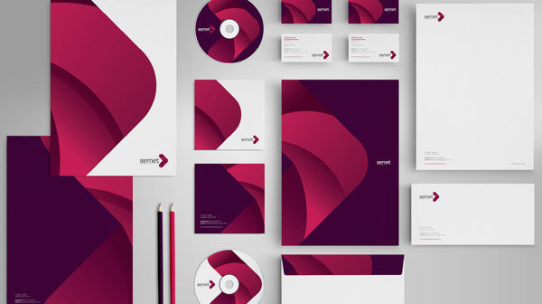 50 Enterprising Stationery Design That Show Professionalism in Business