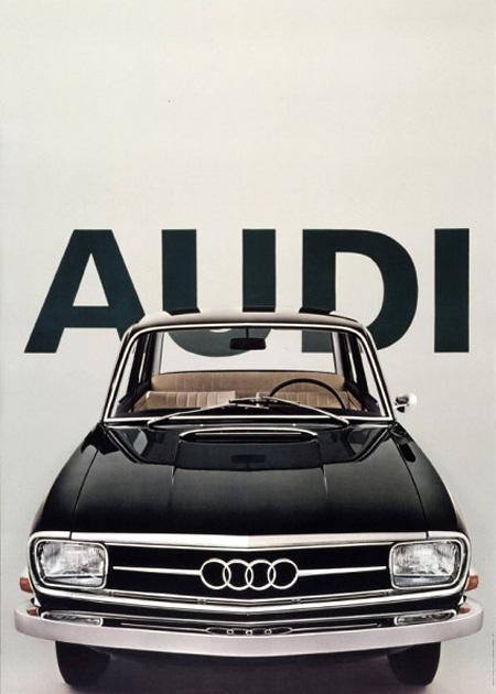 Vintage Audi: