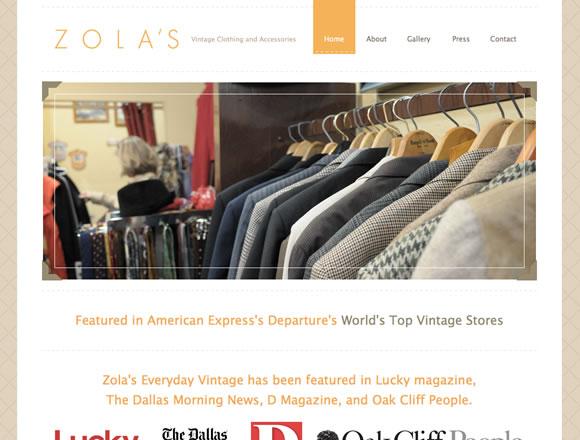 Zola's