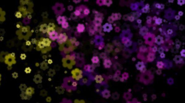 10 Beautiful Backgrounds with Bokeh Effect [1600×900]