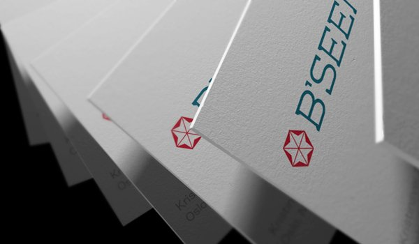 B'seen Visual Identity