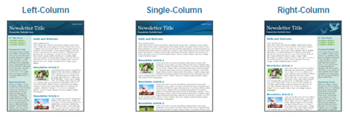Free Simple Newsletter Templates Koni Polycode Co