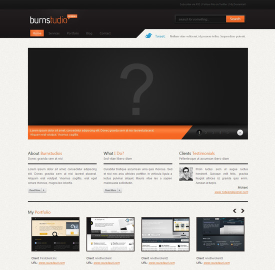 how to create html from psd