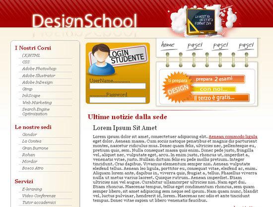 DesignSchool Coded
