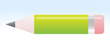 Designing a Sleek Pencil Icon