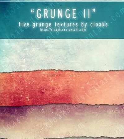 Grunge II Texture Pack