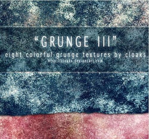 Grunge III Texture Pack