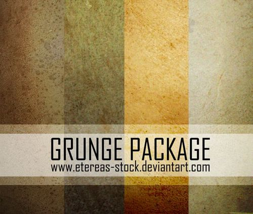Grunge Package
