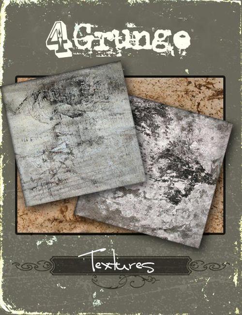 Hi-Res Grunge Concrete Wall Textures