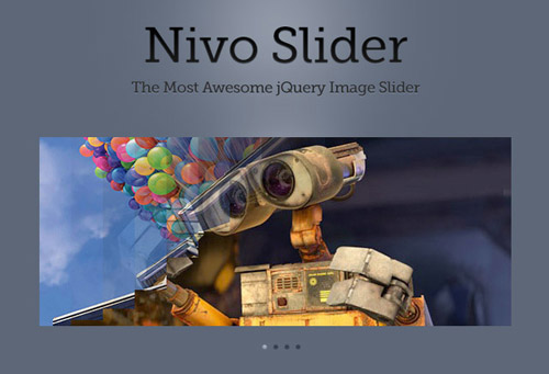 Nivo – A new jQuery image slider