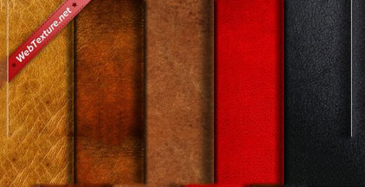 Vintage Grungy High Quality Leather Textures – 5