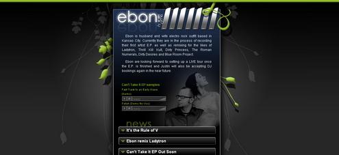 Ebon Music
