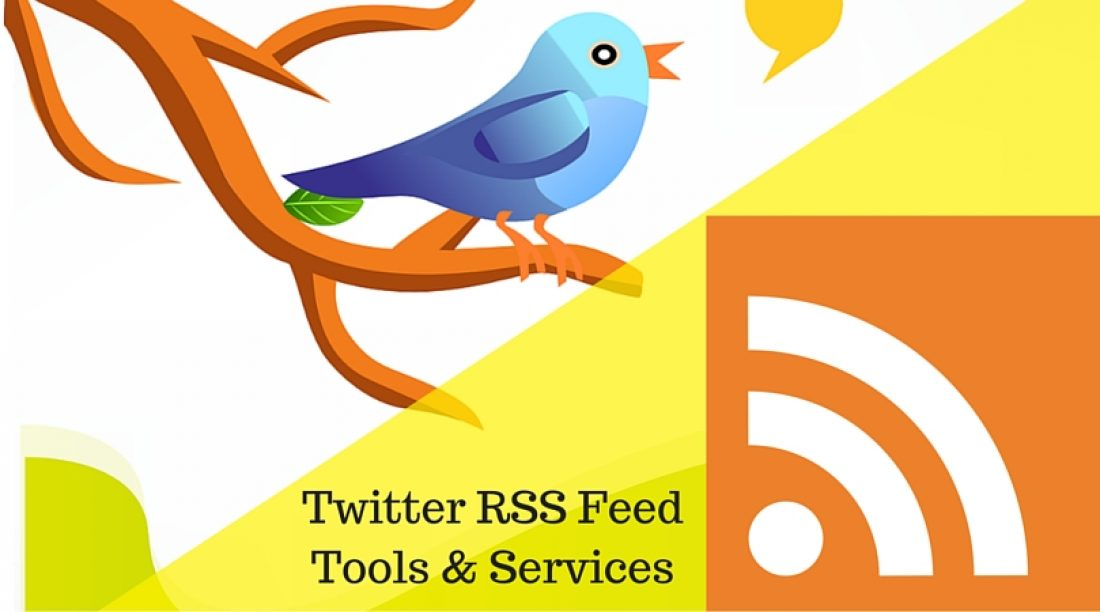 3 Ways to Get Twitter RSS feed for any User and Hashtag
