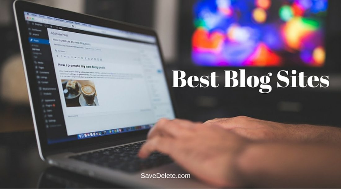12 Best Blog Sites to Start a Blog