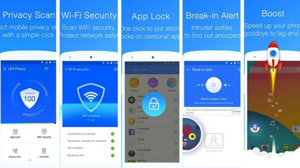LEO Privacy - The Best Applocker for Androids